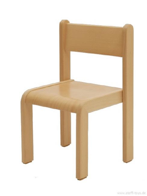Max Kindergarten Stuhle Massivbuchen Holz