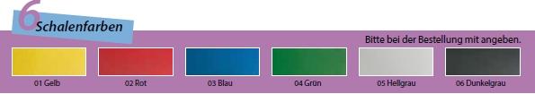 ErgoStar Farben